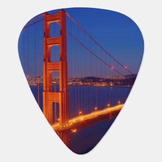 Le pont iconique avec San Francisco Onglet De Guitare