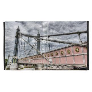 Le pont Londres d Albert Étuis iPad Folio