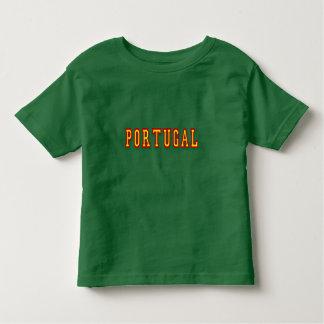 "Le por Fás du ""Portugal"" de mark font Futebol T-shirts"