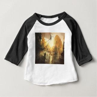 Le port de commerçants t-shirt pour bébé