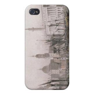 Le port de Londres iPhone 4 Case