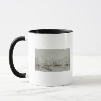 Le port de Londres Mug