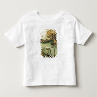 Le port de Séville, c.1590 T-shirt Pour Les Tous Petits