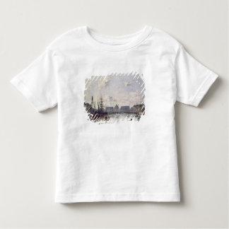 Le port du commerce, le Havre, 1892 T-shirt Pour Les Tous Petits