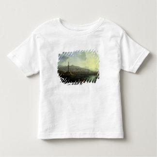 Le port vue de Gênes, mer T-shirt Pour Les Tous Petits