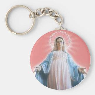 Le porte - clé de Vierge Marie Porte-clés