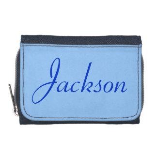 Le portefeuille de Jackson