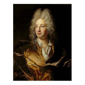 Le portrait a présumé d'être Louis-Alexandre Carte Postale