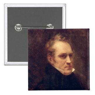 Le portrait de Aimable-Guillaume-Prospèrent Brugie Badge Carré 5 Cm
