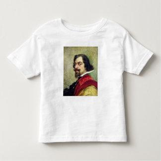 Le portrait de Mounet-Salissent T-shirt Pour Les Tous Petits