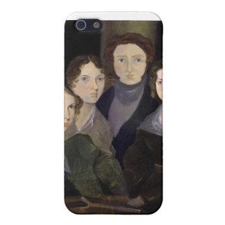 Le portrait de pilier reconstitué par de Brontës Étuis iPhone 5