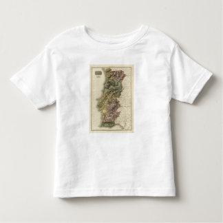 Le Portugal 2 T-shirt Pour Les Tous Petits
