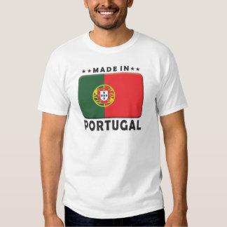 Le Portugal a fait T-shirts