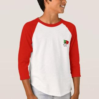 Le Portugal : Chemise de Benfica Futebol/football T-shirts