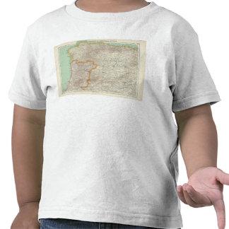 Le Portugal et l Espagne T-shirts