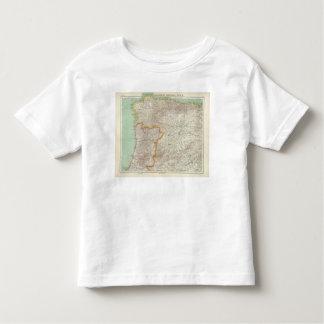 Le Portugal et l'Espagne T-shirt Pour Les Tous Petits
