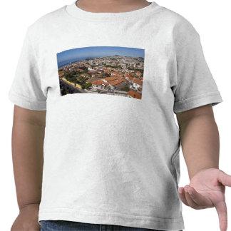 Le Portugal île de la Madère Funchal Funiculair T-shirt