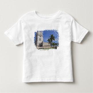 Le Portugal, Lisbonne. Tour de Belem, un monde 2 T-shirt