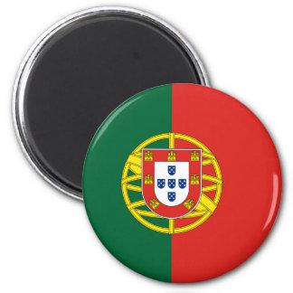 le Portugal Magnet Rond 8 Cm