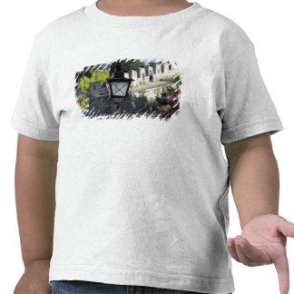 Le Portugal, Obidos. Réverbère et 14ème de fer T-shirts