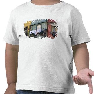 Le Portugal, Porto (Porto). Blanchisserie T-shirt
