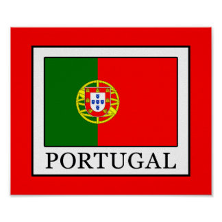 Le Portugal Poster