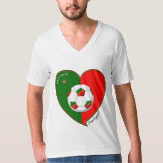 Le «PORTUGAL» Soccer Team. Football portugais 20 T-shirt