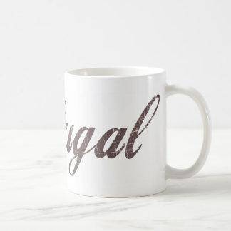 Le Portugal vintage Mug