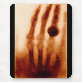 Le premier rayon X, 1901, photographie Tapis De Souris