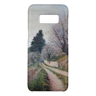 Le PREMIER RESSORT DANS VERNALESE/paysage de la Coque Case-Mate Samsung Galaxy S8