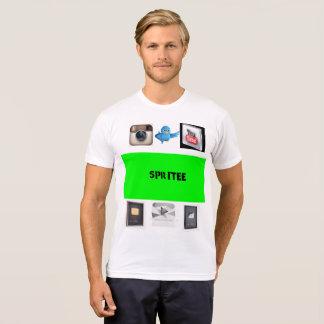 Le premier T-shirt du lutin !
