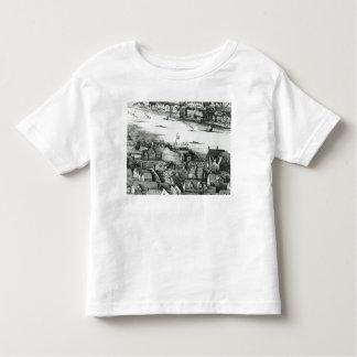 Le premier théâtre de globe ou théâtre rose t-shirts
