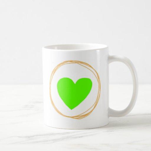 le presente font des bonitos de namorados de DOS d Tasses À Café