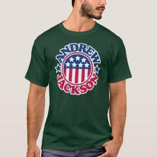 Le Président Andrew Jackson des USA T-shirt