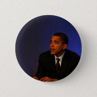 Le Président Barack Obama Badge