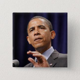 Le Président Barack Obama Pin's