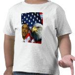Le Président Barack Obama, visions et Dreams_ T-shirt