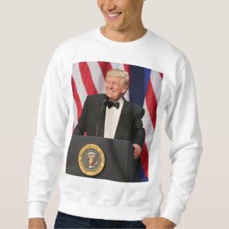 Le Président Donald Trump à son inauguration Sweatshirt