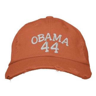 Le Président Embroi de Barack Obama quarante-quatr Casquette Brodée