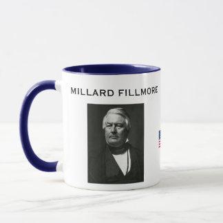 Le Président Fillmore, tasse de Millard