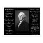 Le Président George Washington Cartes Postales