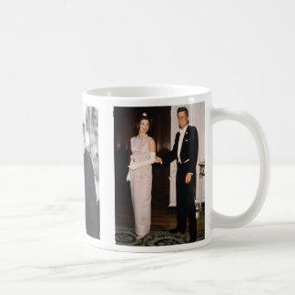 Le Président Kennedy, JFK et Jackie, jfk Mug