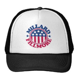 Le Président Millard Fillmore des USA Casquette De Camionneur