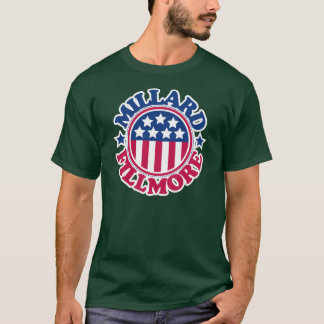 Le Président Millard Fillmore des USA T-shirt