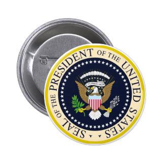 Le Président Obama Inauguration Keepsake Badge Rond 5 Cm
