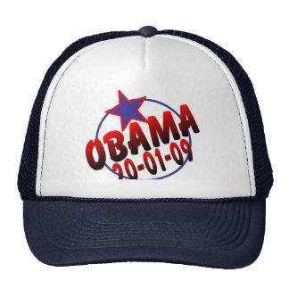 Le Président Obama Keepsakes Inauguration Hat Casquette De Camionneur