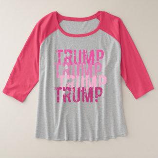 Le Président ROSE Plus Size Clothing de Donald
