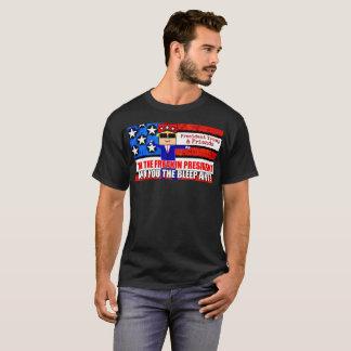 Le Président Trump et T-shirt d'amis