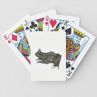 Le prince de grenouille jeu de cartes
