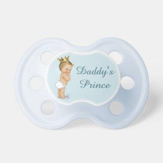 Le prince du papa tétine